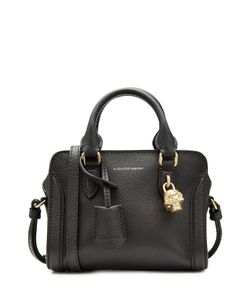 Alexander McQueen | Mini Padlock Leather Shoulder Bag Gr. One