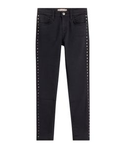 Current/Elliott | Skinny Jeans With Stud Embellishment Gr. 25