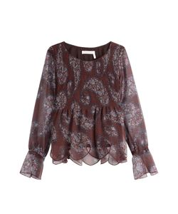 See By Chloe | Printed Blouse Gr. Fr 38