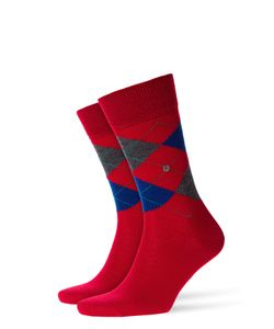 Burlington | Printed Virgin Wool Ankle Socks Gr. Socks 40-46