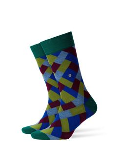 Burlington | Geometric Socks Gr. Socks 40-46