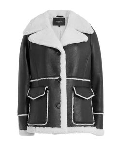 Derek Lam | Leather And Shearling Jacket Gr. It 40
