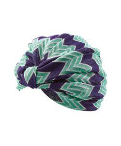 Missoni Mare   Crochet Knit Turban Gr. One