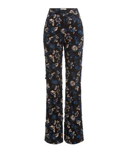 Self-Portrait | Embellished Wide Leg Pants Gr. Uk 12