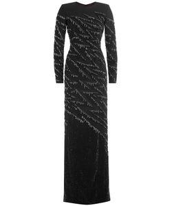 Jenny Packham | Crystal Embellished Evening Gown Gr. Uk 8