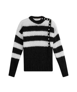Philosophy di Lorenzo Serafini | Striped Pullover With Pearl Buttons Gr. It 38