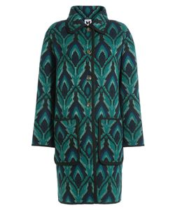 Missoni | Wool Coat With Thread Gr. S