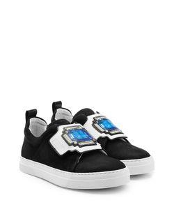 Pierre Hardy | Suede Sneakers Gr. Fr 36