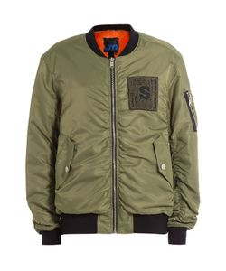 SJYP | Bomber Jacket With Contrast Lining Gr. S