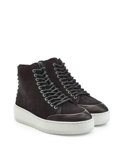 Mcq Alexander Mcqueen | Suede High Top Sneakers Gr. Eu 40