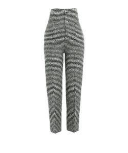Joseph   High Waisted Alpaca Wool Pants Gr. Fr 40