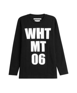 White Mountaineering | Printed Cotton Sweatshirt Gr.