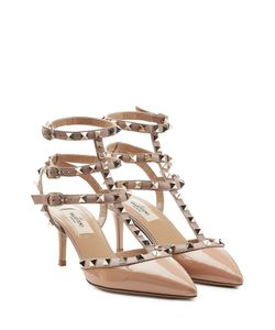 Valentino | Rockstud Patent Leather Pumps Gr. It 40