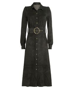 Jitrois | Suede Dress With Belt Gr. Fr 38