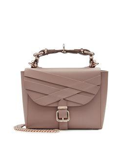Marina Hoermanseder   Leather Shoulder Bag Gr. One