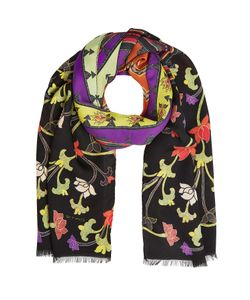 Etro | Printed Silk Scarf Gr. One