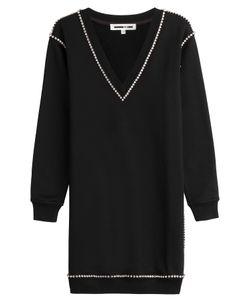 Mcq Alexander Mcqueen | Embellished Cotton Sweater Dress Gr. M