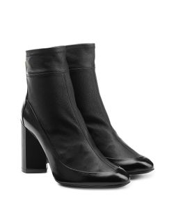 Pierre Hardy   Leather Ankle Boots Gr. Fr 37