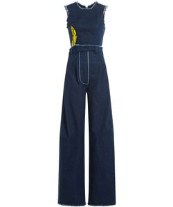 Natasha Zinko | Denim Jumpsuit With Embellishment Gr. Fr 32