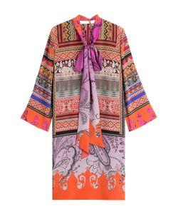 Etro | Printed Silk Dress Gr. It 40