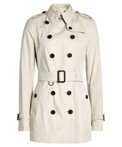 Burberry London | Cotton Trench Jacket Gr. Uk 8