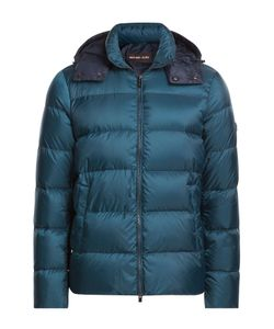 Michael Kors Collection | Quilted Down Jacket With Hood Gr. S