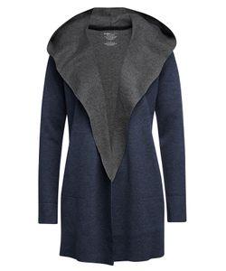 Majestic | Two-Tone Merino Wool Cardigan Gr. 2