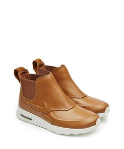 Nike | Air Max Thea Mid Sneakers With Leather Gr. Us 85