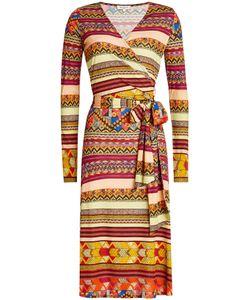 Etro | Printed Wrap Dress Gr. It 40