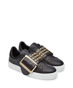 Burberry | Platform Sneakers With Stud Embellishment Gr. Eu 37