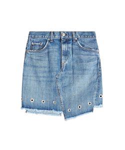 Rag & Bone | Denim Skirt With Eyelets Gr. 30