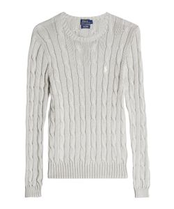 Polo Ralph Lauren | Cotton Cable Knit Pullover Gr. M