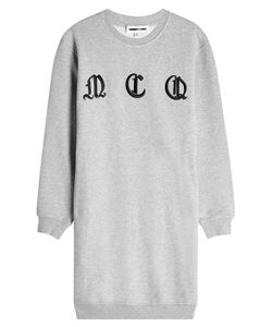 Mcq Alexander Mcqueen | Cotton Sweatshirt Dress Gr. M