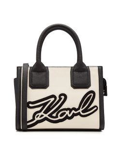 Karl Lagerfeld | Tote With Logo Front Gr. One