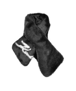 Karl Lagerfeld | Faux Fur Scarf Gr. One