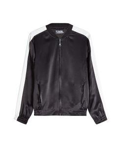 Karl Lagerfeld | Satin Jacket Gr. M