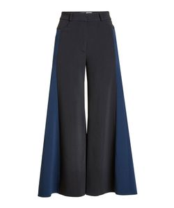 Peter Pilotto | High-Waisted Wide Leg Pants Gr. Uk 8