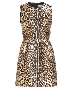 Red Valentino | Leopard Print Dress Gr. It 38