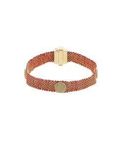 Carolina Bucci | 18 Carat And Silk Woven Bracelet Gr. One