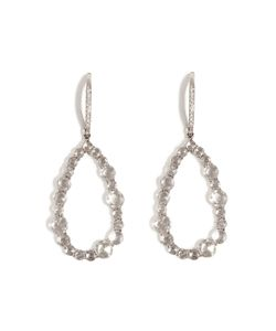 Susan Foster | 14k Chandelier Earrings With Diamonds Gr. One