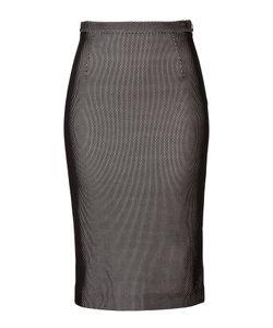 TAMARA MELLON | Bonded Fishnet Pencil Skirt Gr. Us 4