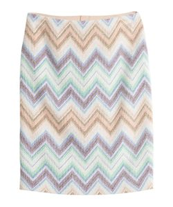 Missoni | Zigzag Print Pencil Skirt Gr. It 38