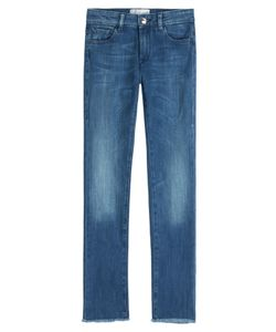 Seafarer | Oyster Cropped Jeans Gr. 26
