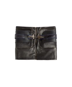 Anthony Vaccarello | Leather Skirt Gr. Fr 40