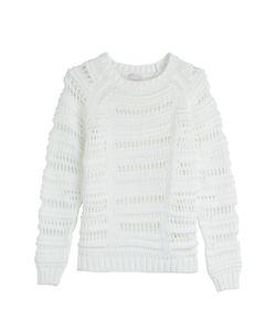 Lala Berlin | Cotton Blend Knit Pullover Gr. L