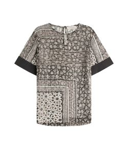 Preen Line | Inas Printed Top With Silk Gr. S