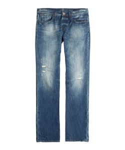 7 for all mankind | Straight Leg Jeans Gr. 34