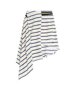 Preen | Asymmetric Striped Skirt Gr. M