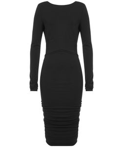 Alexandre Vauthier | Jersey Dress With Cut-Out Back Gr. Fr 42