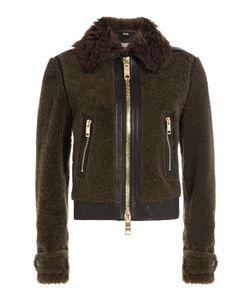 Burberry Brit | Shearling Jacket Gr. Uk 8